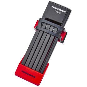 Trelock FS 200/75 TWO.GO Faltschloss 75 cm rot